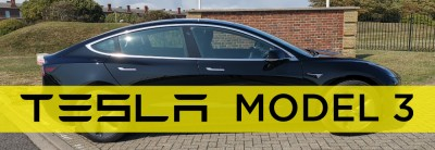New Arrival | Tesla Model 3 Now Available!