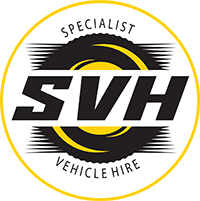 Specialist Vehicle Hire